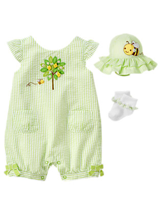 Cute As Can Bee Outfit by Gymboree