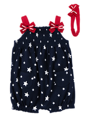Star Spangled Sweetie Outfit by Gymboree