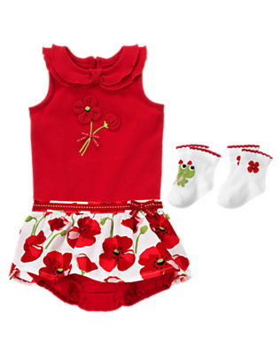 Summer Bright Outfit by Gymboree