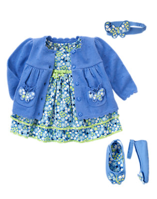 Darling Butterfly Outfit by Gymboree