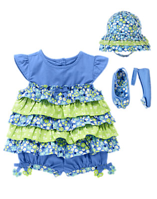 Tiers Of Joy Outfit by Gymboree