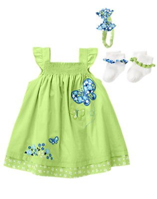 Flutter Bug Outfit by Gymboree