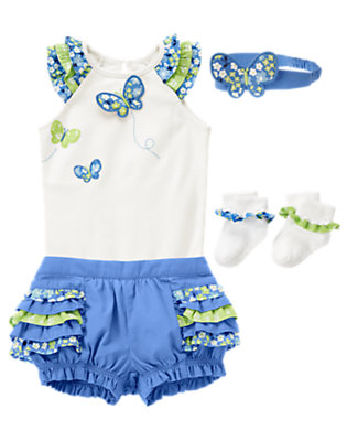 Bouncy Butterfly Outfit by Gymboree