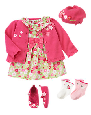 Blossoming Beauty Outfit by Gymboree