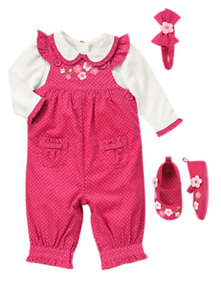Flower Days Outfit by Gymboree