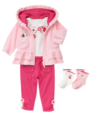 Flower Cutie Outfit by Gymboree