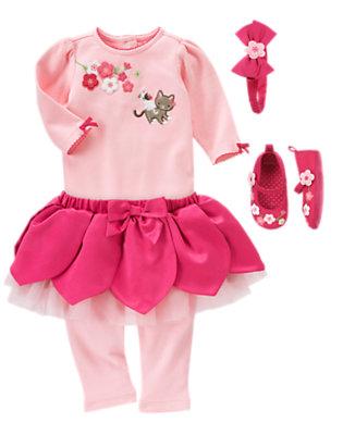 Precious Petals Outfit by Gymboree