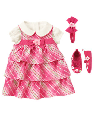 Pretty In Plaid Outfit by Gymboree