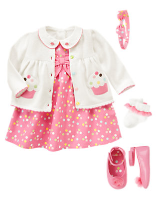 A Sweet Treat Outfit by Gymboree