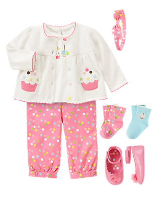 Too Cute Outfit by Gymboree