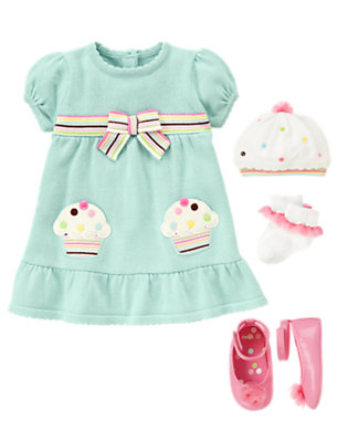 Cake Shop Outfit by Gymboree