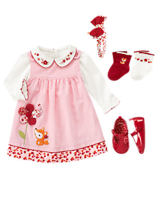 Fox and Friends Outfit by Gymboree