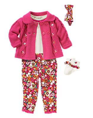 Baby Sister Outfit by Gymboree