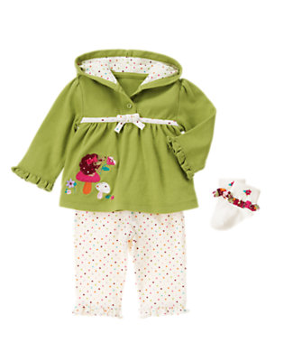 Hedgehog Fun Outfit by Gymboree