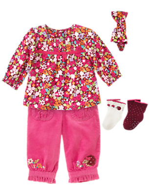 Baby's Fall Days Outfit by Gymboree