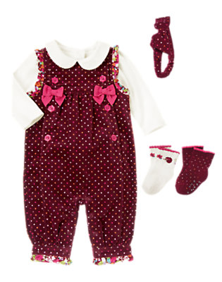 Rich Style Outfit by Gymboree