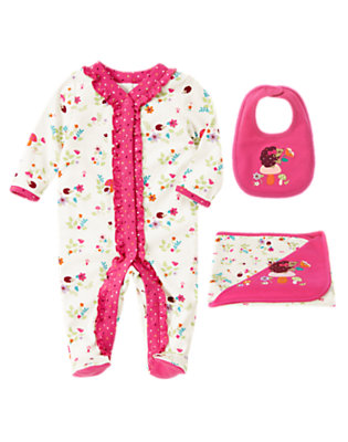 Baby's Happy Comfort Outfit by Gymboree