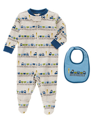 Baby's Comfort Crossing Outfit by Gymboree