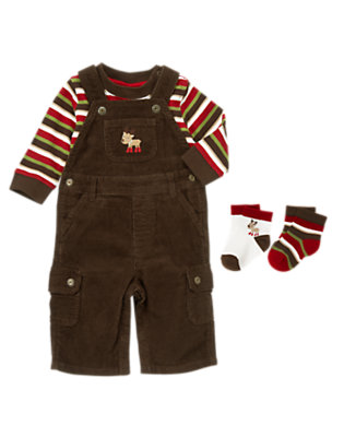 Baby's Winter Play Outfit by Gymboree
