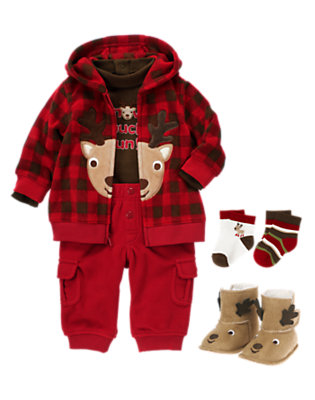 Baby's Snow Much Fun Outfit by Gymboree