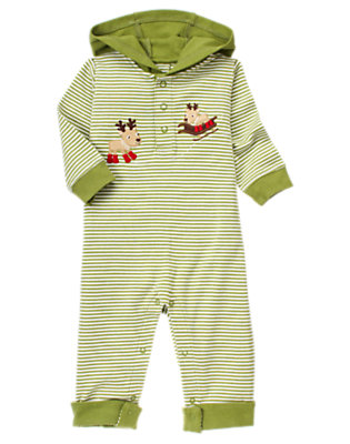 Baby's Sledding Buddies Outfit by Gymboree