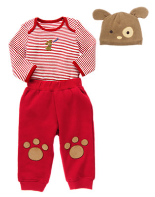 Woof Woof Outfit by Gymboree