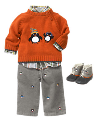Winter Pals Outfit by Gymboree