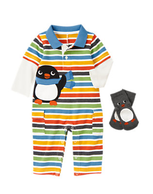 Mr. Penguin Outfit by Gymboree