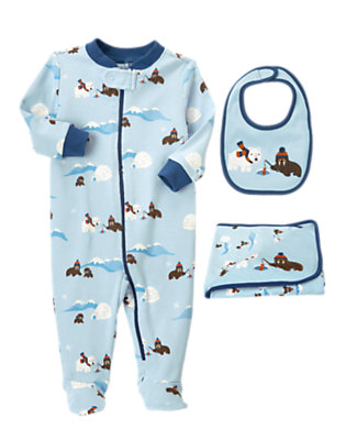 Icy Comfort Outfit by Gymboree