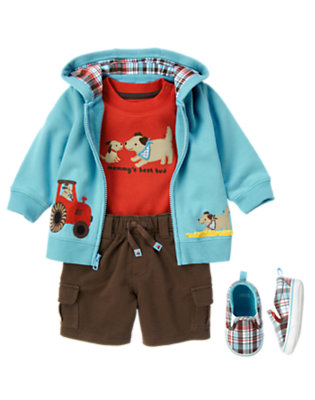 Mommy's Best Bud Outfit by Gymboree