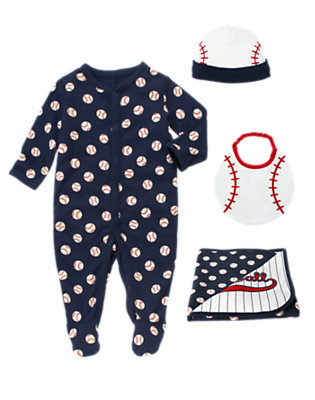 Baby's All-Star Gift Outfit by Gymboree