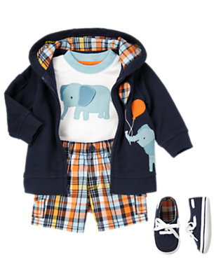 Baby Elephant Outfit by Gymboree