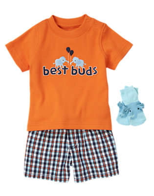 Best Buds Outfit by Gymboree