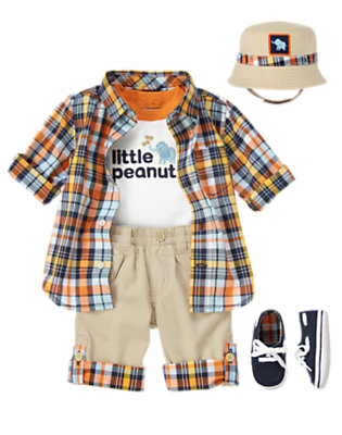 Little Peanut Outfit by Gymboree