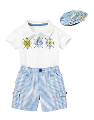 Baby's Crisp & Classic Outfit by Gymboree