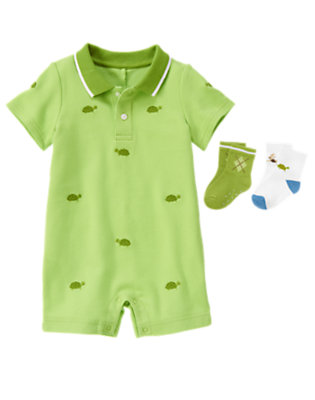Baby's Sweet Little Lad Outfit by Gymboree