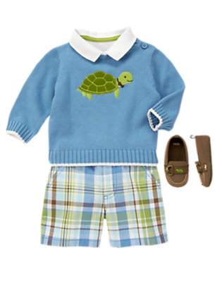Baby Gent Outfit by Gymboree