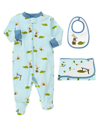 Baby's Little Dozer Outfit by Gymboree