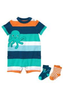 Ahoy Octopus!