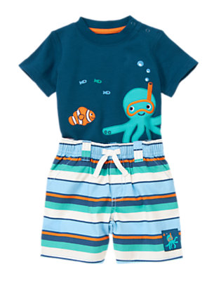 Ocean Adventure Outfit by Gymboree