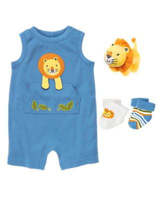I Love Lions Outfit by Gymboree