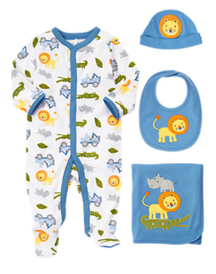 Little Lion Gift Outfit by Gymboree