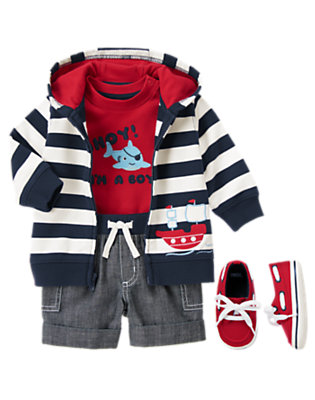 Ahoy Cutie! Outfit by Gymboree