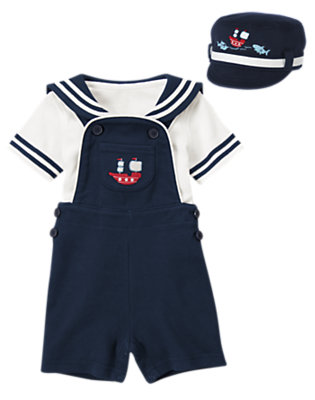 Baby's First Matey Outfit by Gymboree