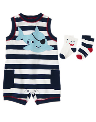 Baby's Baby Pirate Outfit by Gymboree