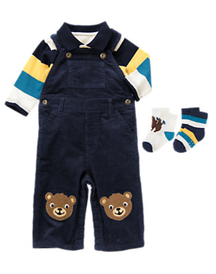 Rugged Baby Boy Outfit by Gymboree