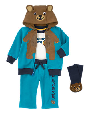 Unbearably Cute Outfit by Gymboree