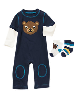 Little Bear Outfit by Gymboree