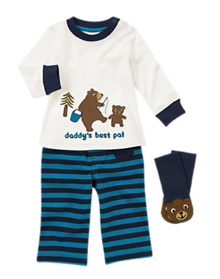 Daddy's Best Pal Outfit by Gymboree