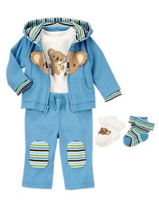 Little Boy Koala Outfit by Gymboree
